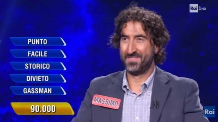 l'Eredità Massimo Cannoletta Alberto Angela insieme