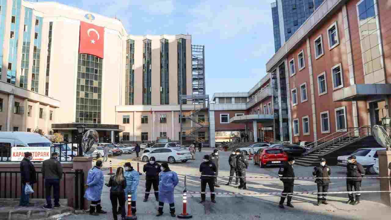 Ospedale Turchia