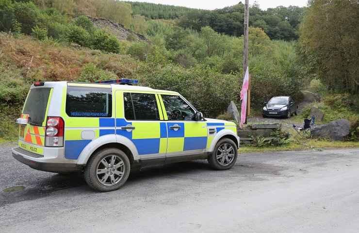 Polizia Galles