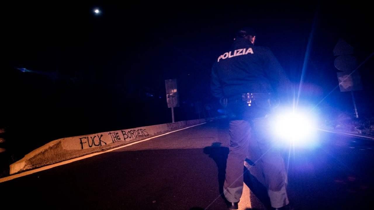 Padova poliziotti aggrediti