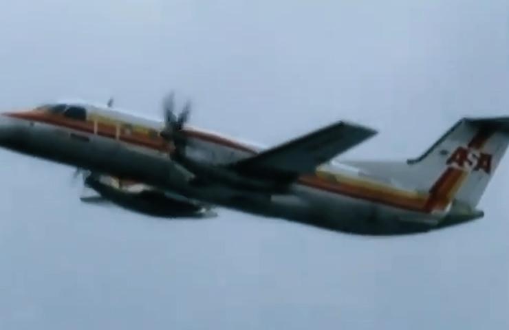 Atlantic Southeast Airlines 529 schianto incidente cause