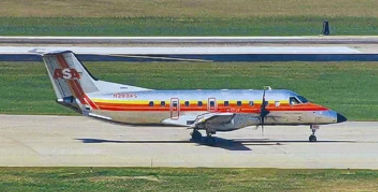 Atlantic Southeast Airlines 529 schianto incidente vittime cause