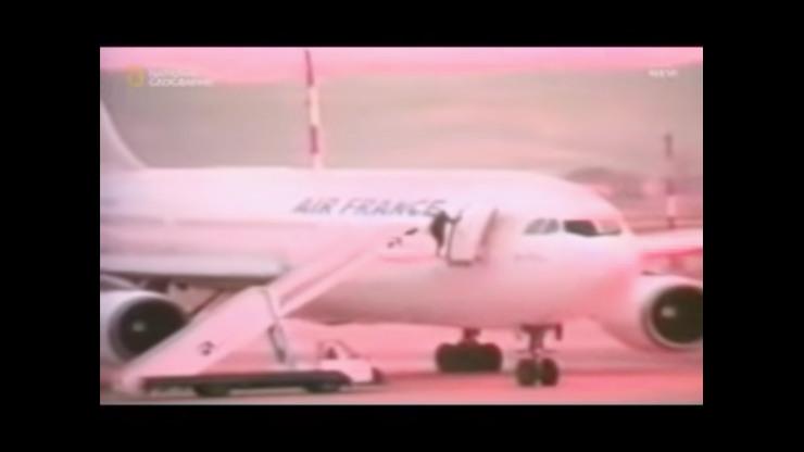 Air France 8969 presunto attentato