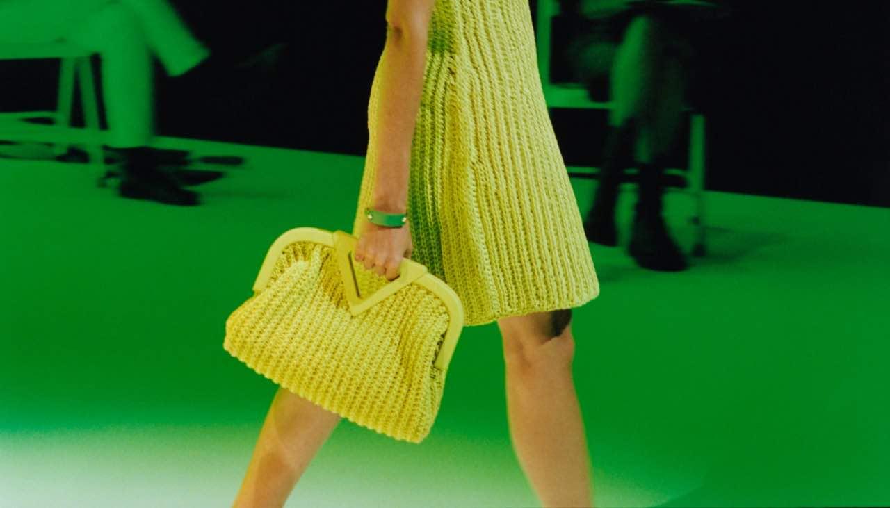 Triangle Bag Bottega Veneta