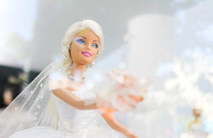 bambina sposa
