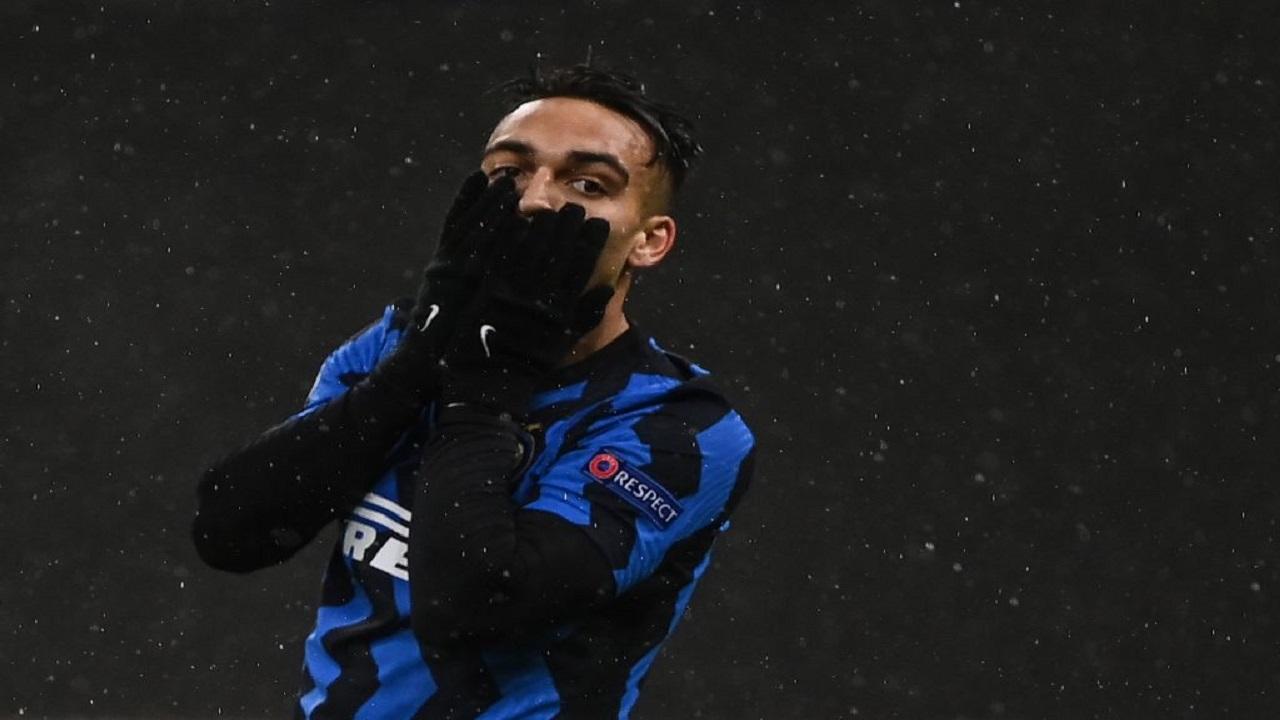 Sampdoria Inter tabellino pagelle Serie A