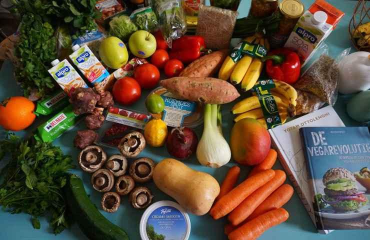 dieta e supermercato