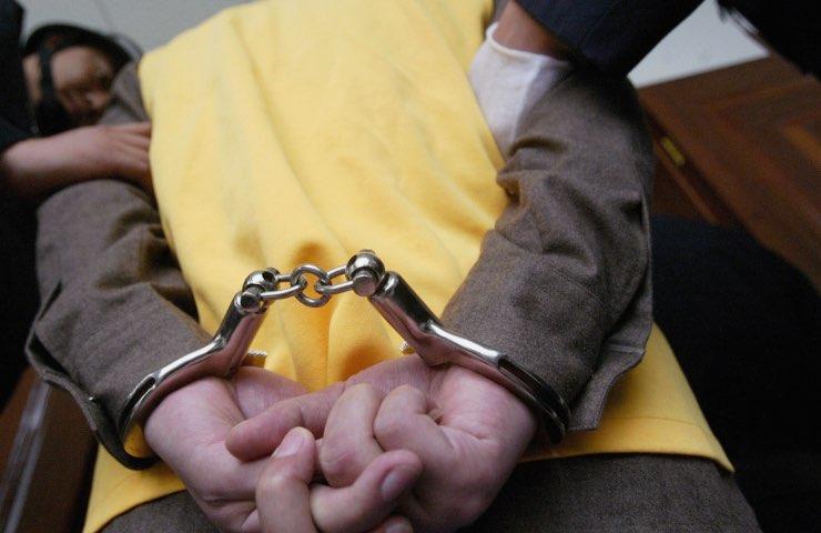 arrestato figlio Franco Colleoni