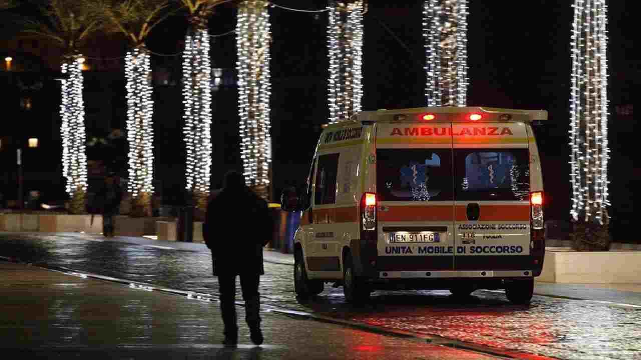 Torino donna muore travolta da un'auto