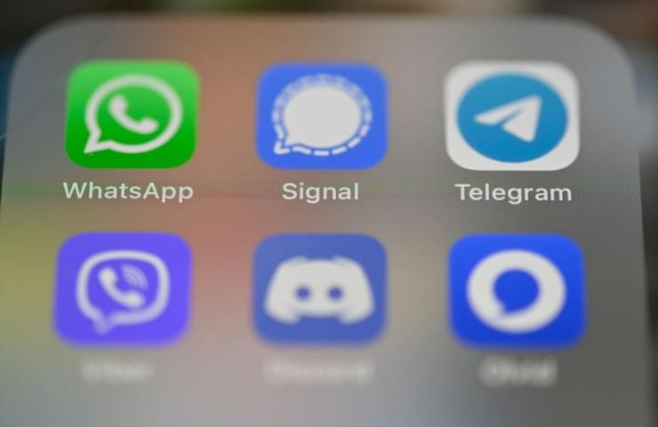 Whatsapp estensioni telegram signal