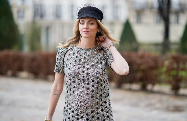 Chiara Ferragni jeans zara