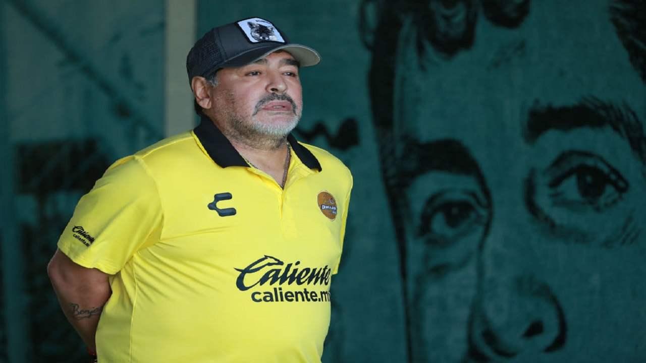 Diego Armando Maradona nuova presunta figlia