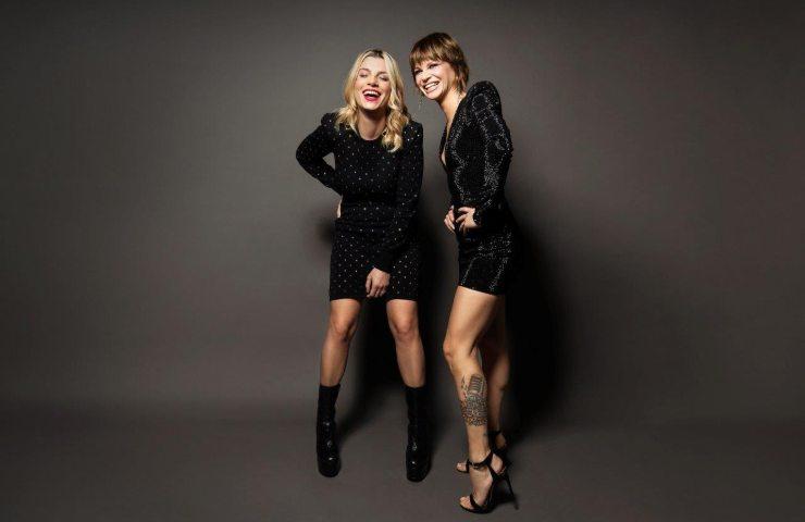 Emma e Alessandra Amoroso presentano Pezzo di Cuore