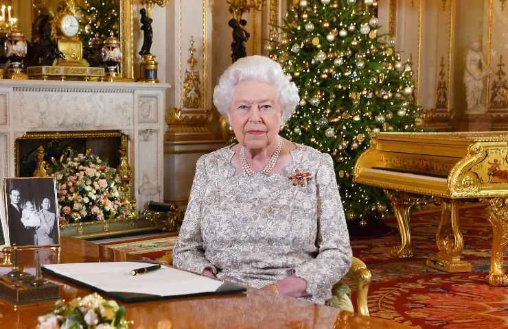 Regina Elisabetta capodanno