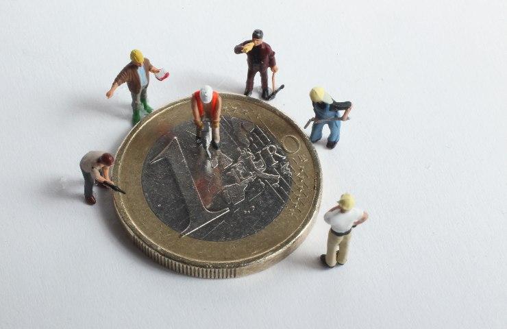 cento euro in più lavoratori