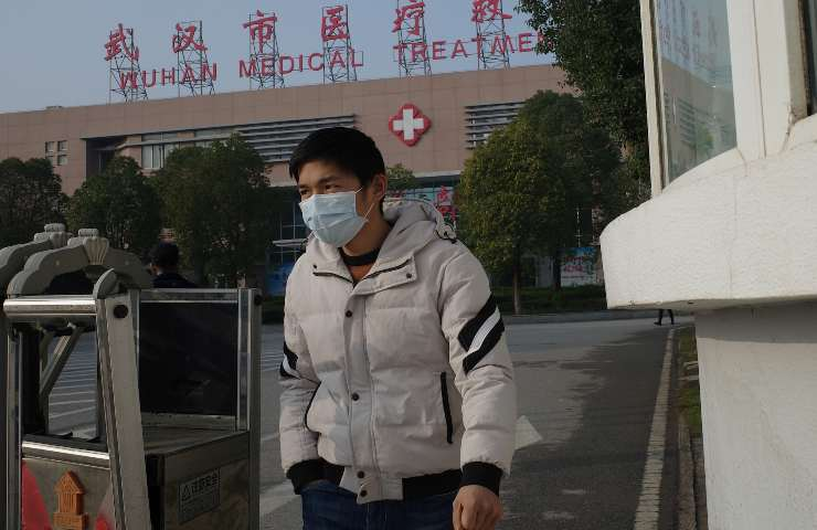 Città di Wuhan