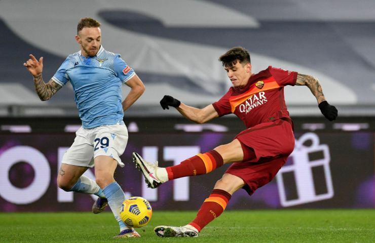 lazio-roma derby serie a