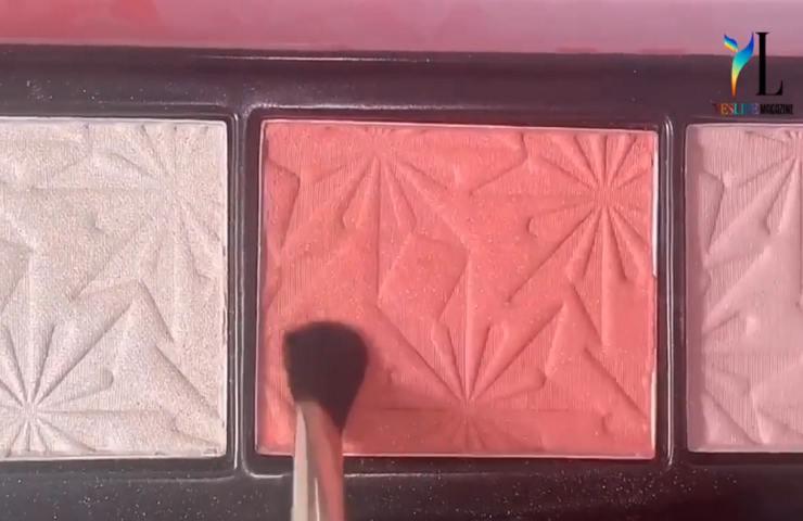 Make-up rosa