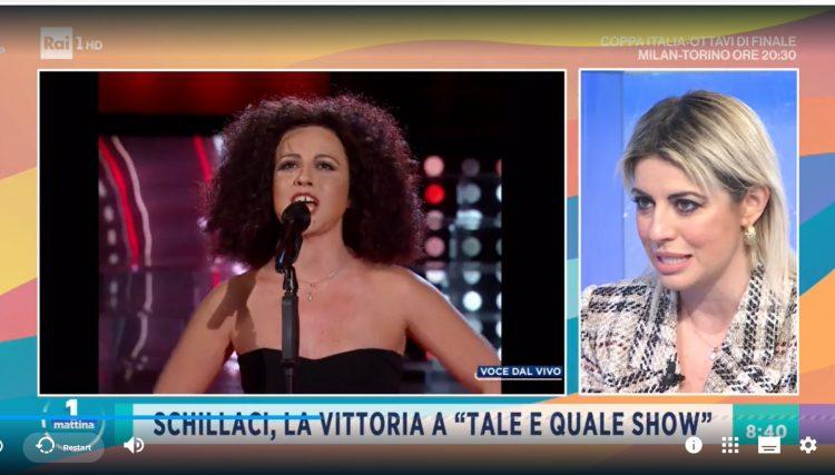 Lidia Schillaci Gigi Proietti