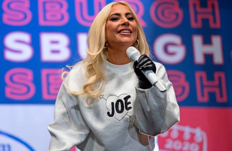 Lady Gaga insediamento Joe Biden