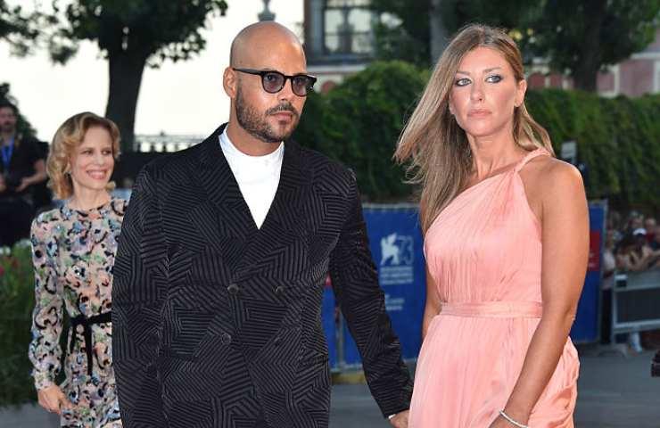 Marco D'Amore e la fidanzata: innamorati da 10 anni