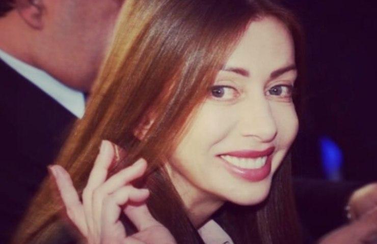 Maria Rosaria Rossi vota sì per Conte