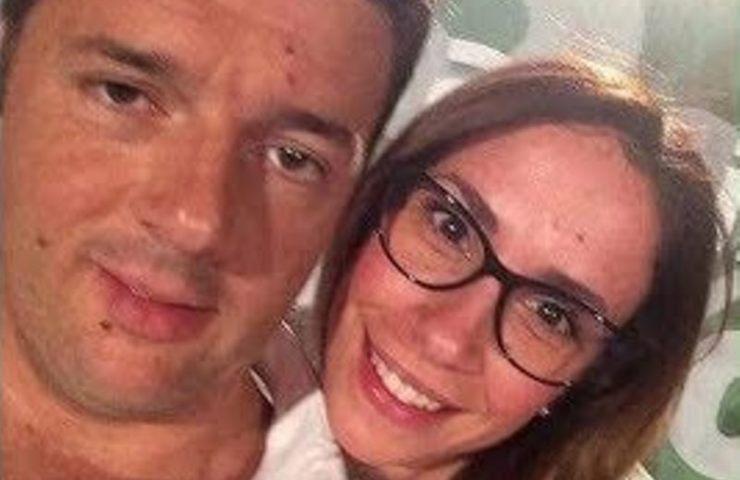 Matteo Renzi abbandonato da Malena