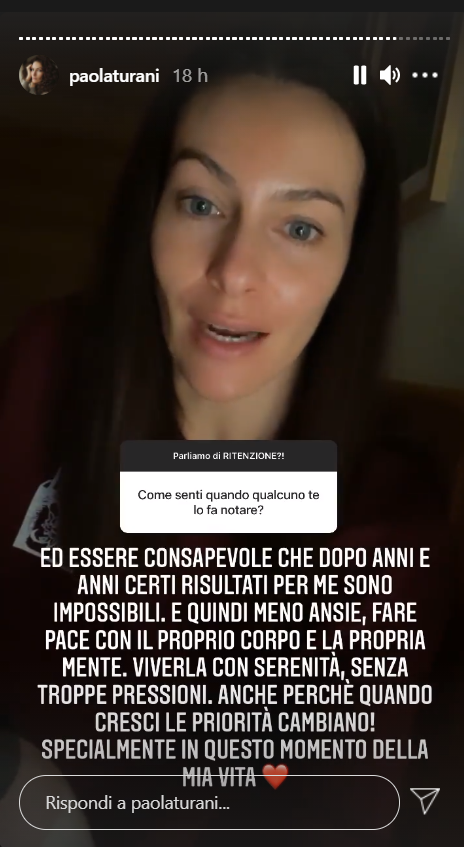 Paola Turani, terribile retroscena