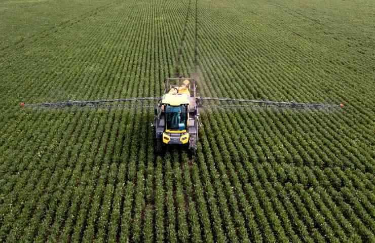 Pesticidi campo