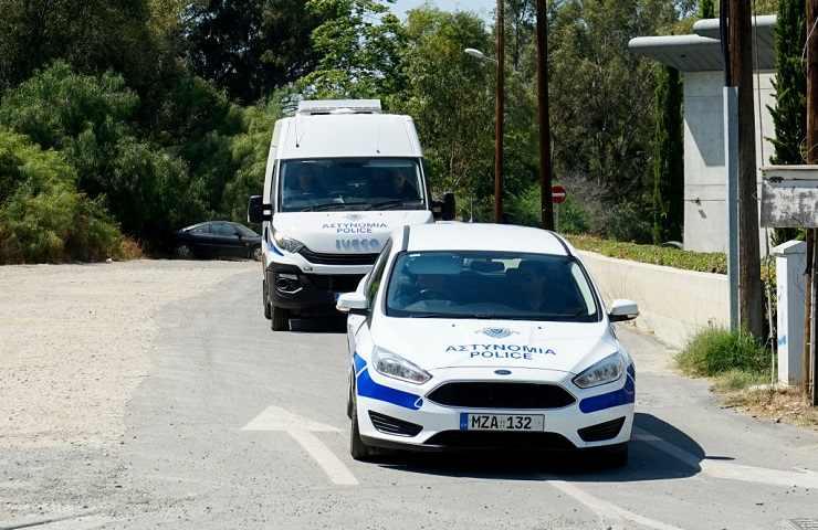 Polizia Cipro