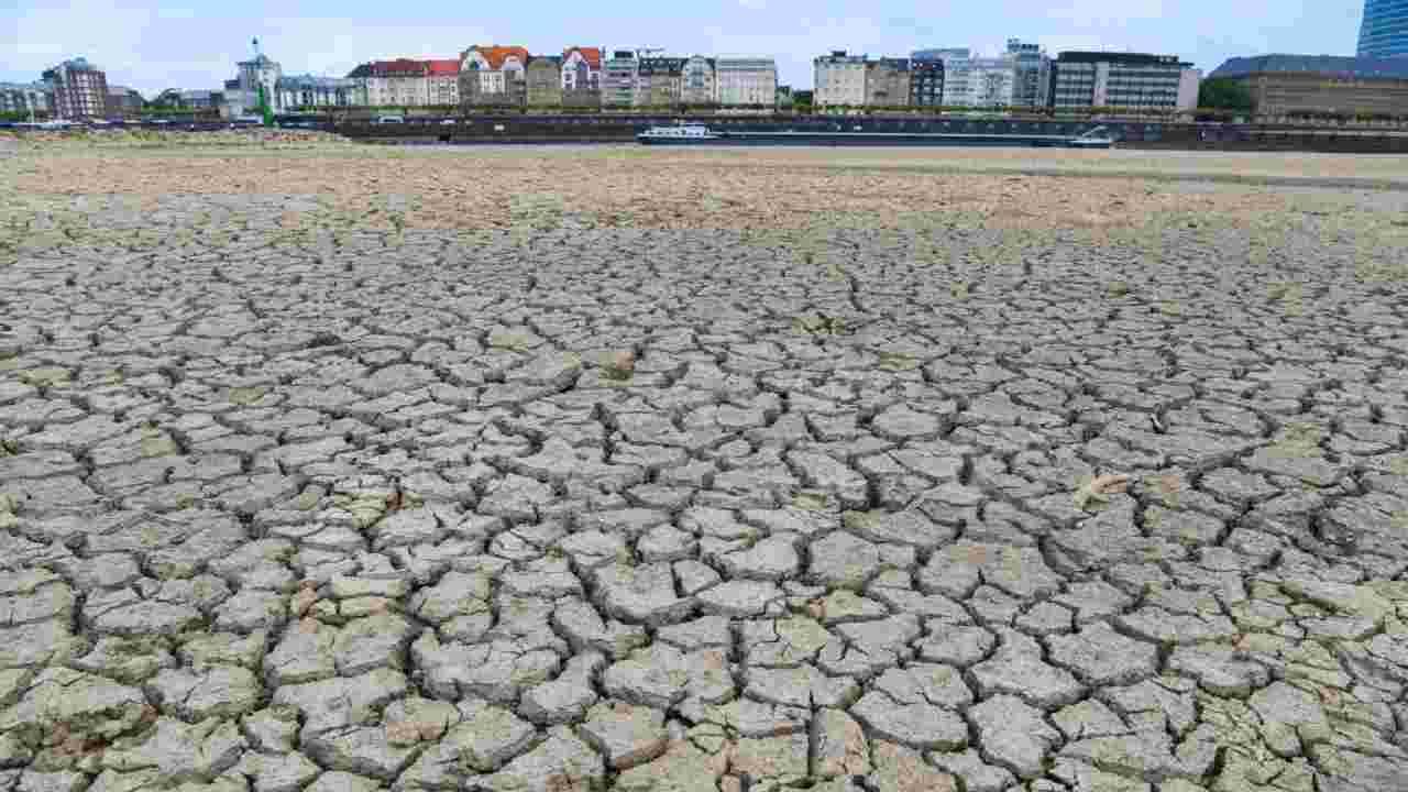 Siccità studio cambiamento climatico