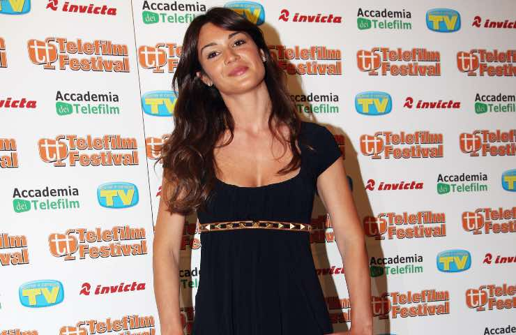 Silvia Toffanin pantaloni a palazzo inverno 2021