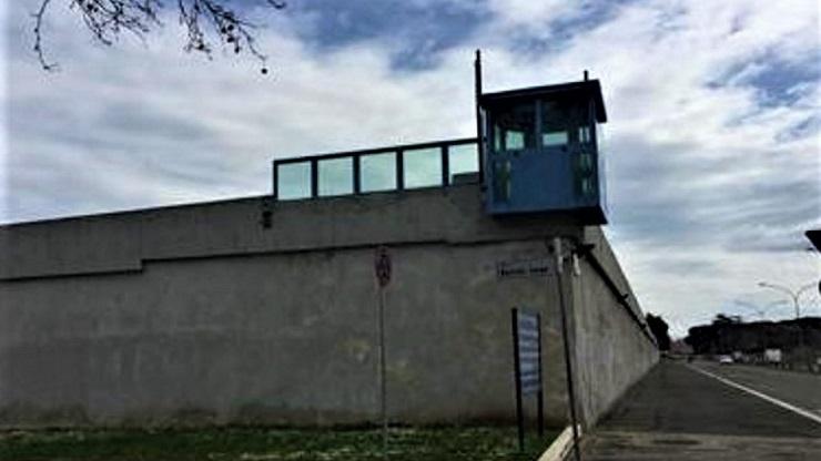 Il carcere di Rebibbia