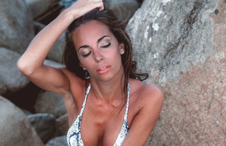 Tatiana Bernardi influencer lato b bello