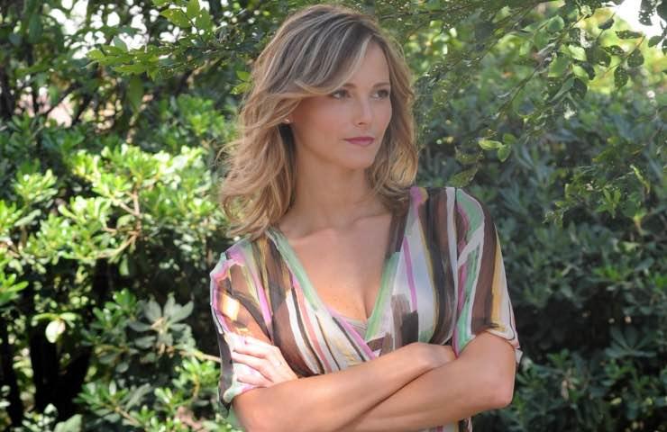 la giornalista Francesca Fialdini
