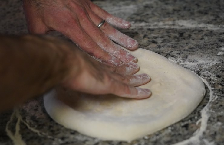 pizza pane perfetta lievitazione