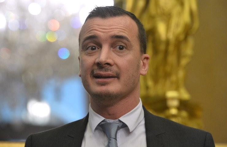 Rocco Casalino disperato commuove