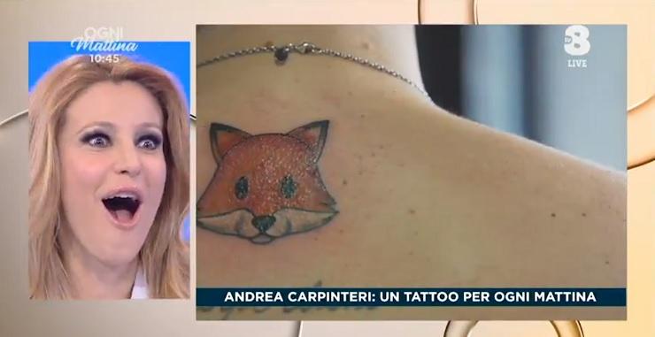 Adriana Volpe - Ogni Mattina - screenshot
