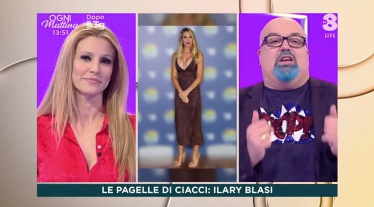 Adriana Volpe e Giovanni Ciacci - Ogni Mattina - screenshot