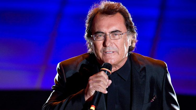 Albano a Sanremo - Getty Images
