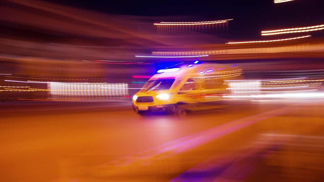 Pomezia incidente morto un uomo