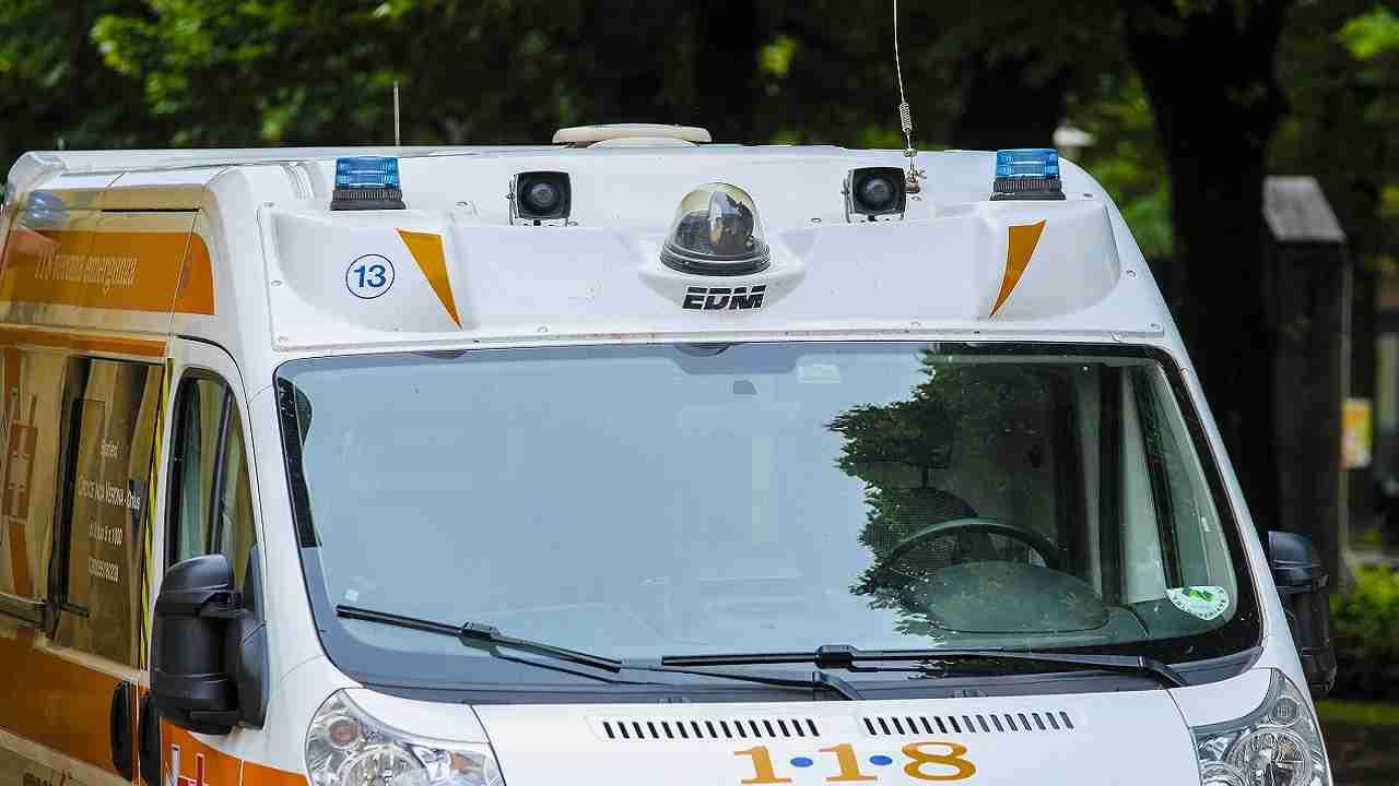 Bergamo precipita auto fiume muore 55enne
