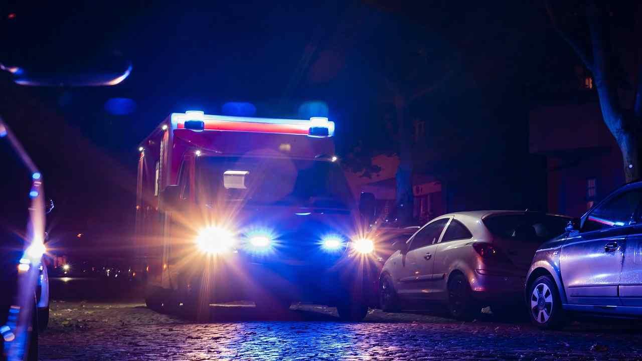 Udine incidente morto un uomo