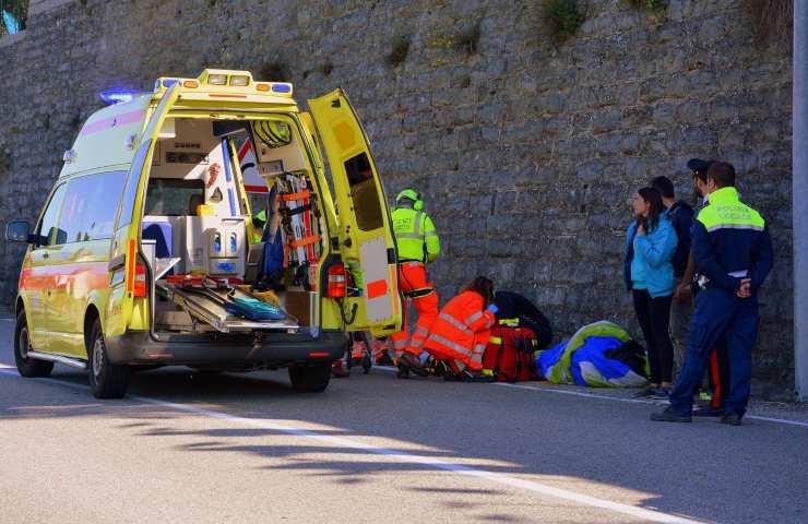 Due incidenti stradali mortali in Veneto