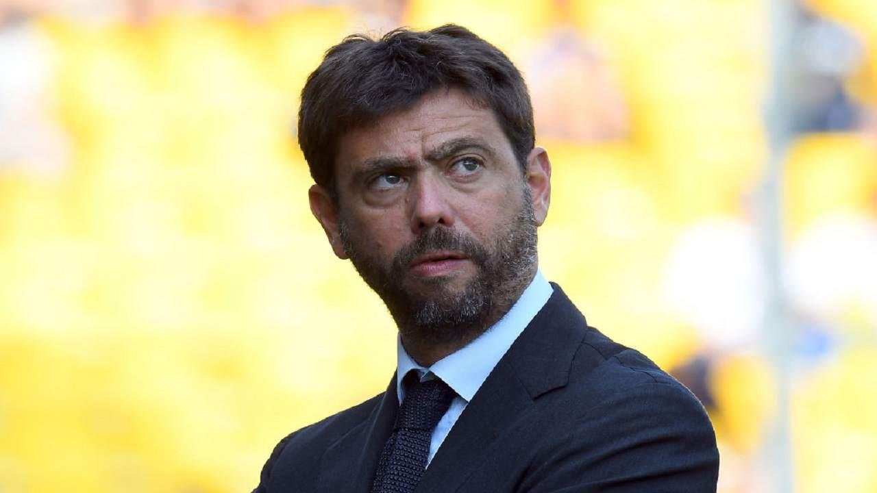 Esame Suarez sentito Andrea Agnelli Juventus