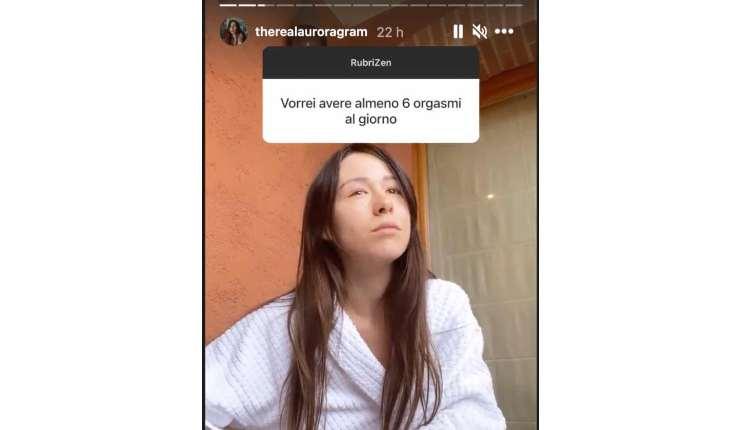 Aurora Ramazzotti - Instagram