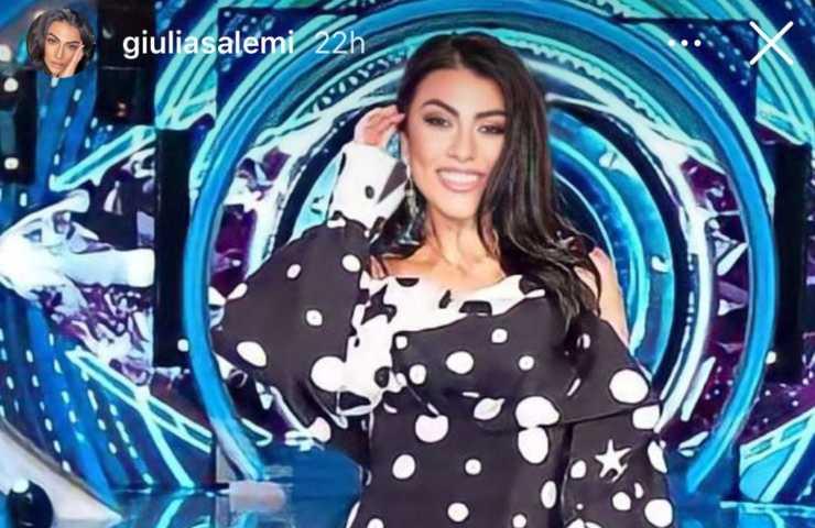 Giulia Salemi Grande Fratello Vip