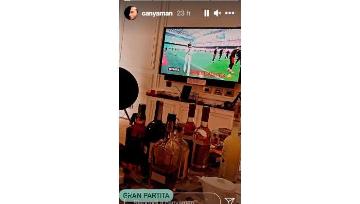 Can Yaman segue Diletta Leotta in tv, derby Milan-Inter