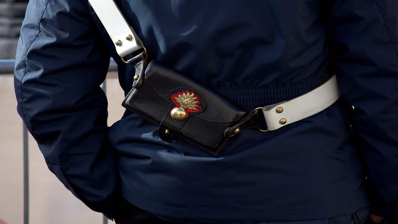 Modena incidente moto muore carabiniere
