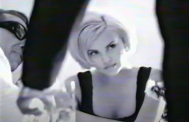 Ti sblocco un ricordo, spot Martini 1993